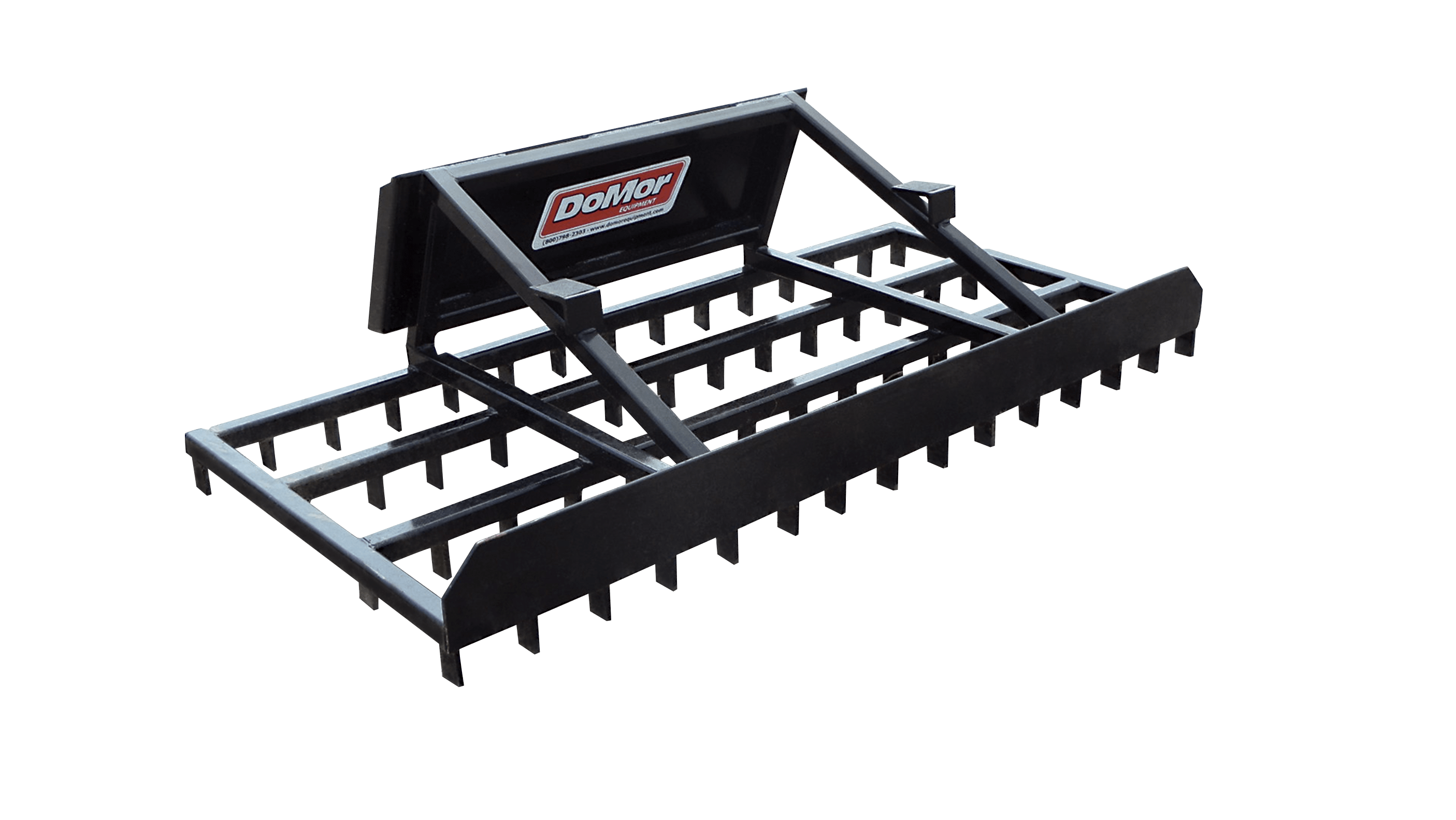 CA Series Dura-Grader with manually adjustable blades.